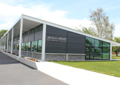 Lincoln-Library